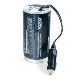 Преобразователь напряжения автомобильный KOTO 12V-503 (12В > 220В, 180Вт, USB)