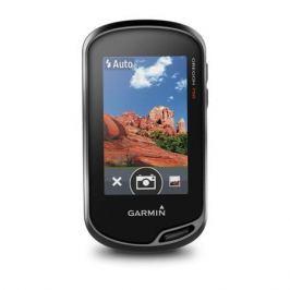Портативный GPS-навигатор Garmin Oregon 750t + Карты Топо 6.xx