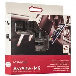 Ppyple AnyView-M5 держатель для телефона (магнитный)