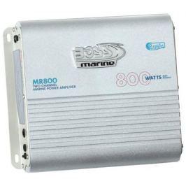 Усилитель влагозащищённый Boss Audio Marine MR800 (2x400 Вт., класс A/B)