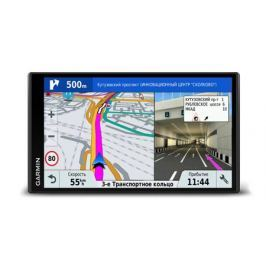 GPS-навигатор Garmin DriveSmart 61 RUS LMT