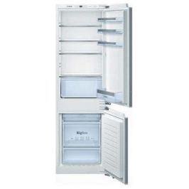 Встраиваемый двухкамерный холодильник Bosch KIN 86 VF 20 R