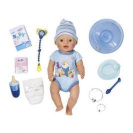 Игрушка BABY born Кукла-мальчик Интерактивная, 43 см, кор., Baby Born