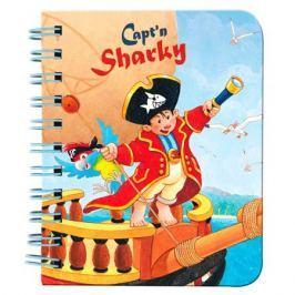 Блокнот Capt'n Sharky , Spiegelburg
