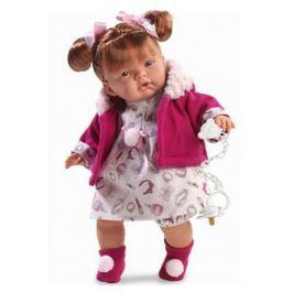 Кукла Жоэль 38см со звуком, Llorens