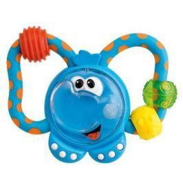 Погремушка с прорезывателем Слоненок 3м, Chicco Toys