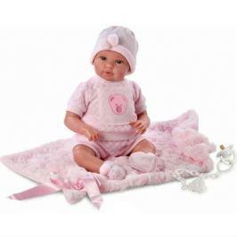 Кукла младенец 36 см с одеялом, Llorens