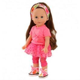Кукла Хлоя, шатенка с голубыми глазами, 27 см, Gotz