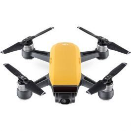 Квадрокоптер (жёлтый) DJI Spark (EU) Sunrise Yellow, DJI