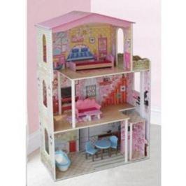 Детская игровая мебель из дерева - домик для кукол