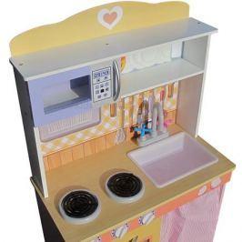 Детская игровая мебель из дерева - кухня