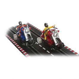 Трек восьмерка (свет)390см BOX 56*33*12см Racing Track, 2 маш., арт.6568-8026.