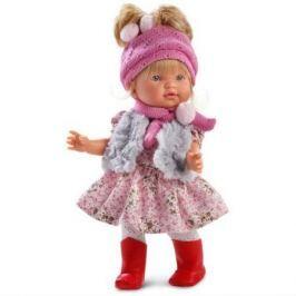 Кукла Валерия 28 см, L 28014, Llorens