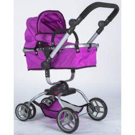 Коляска для кукол 9623 фиолетовая, Vip Toys