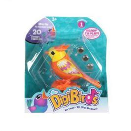 Поющая птичка Digi Birds , CRD 11x5x4,5 см, арт.669.