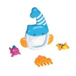 Набор для ванной (игрушки, сетка) 8828A BOX