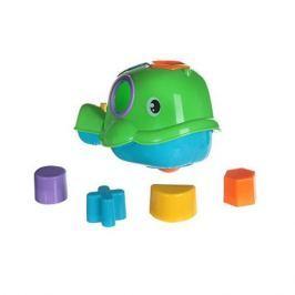 Игрушка пластиковая для ванны BOX 22,5*13,5*14 см Сортер Кит,арт. 5012