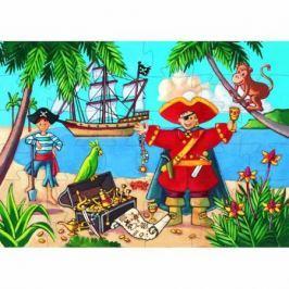 Пазл, Пират, DJECO