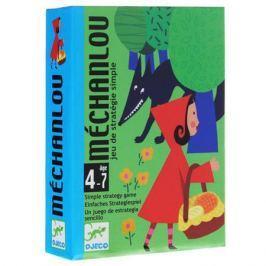 Детская настольная карточная игра Красная шапочка, DJECO