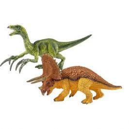 Трицератопс и Теризинозавр, малые,SCHLEICH