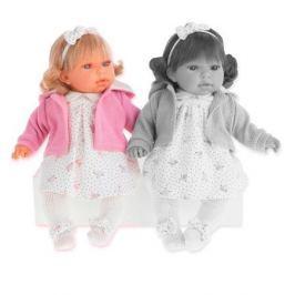 Кукла Лорена в розовом, озвученная,37см, Antonio Juan Munecas