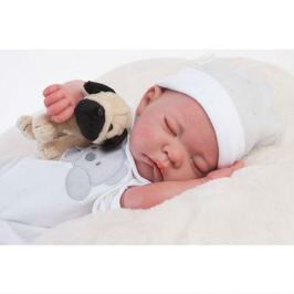 Кукла Реборн младенец Рамон, спящий, 40см, Antonio Juan Munecas