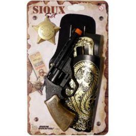 Набор с пистолетом, кобурой и ремнем Sioux-Set, Edison
