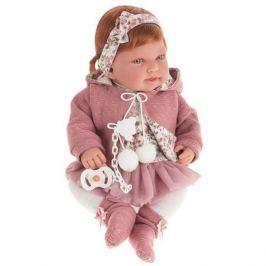 Кукла Ребека в розовом, 40см, Antonio Juan Munecas
