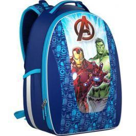 Рюкзак школьный с эргономичной спинкой Альянс