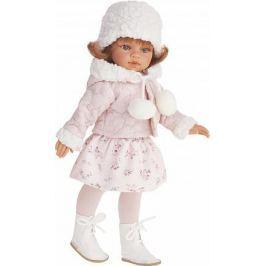 Кукла Эльвира зимний образ 33 см., Antonio Juan Munecas