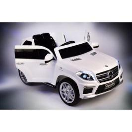 Mercedes-Benz GL63 AMG (ЛИЦЕНЗИОННАЯ МОДЕЛЬ) с пультом управления для родителей, белый