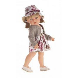 Кукла Белла в шляпке, 45 см, Antonio Juan Munecas