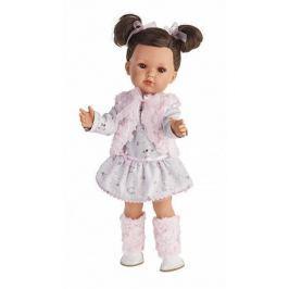 Кукла Белла в розовом жилете, 45 см, Antonio Juan Munecas