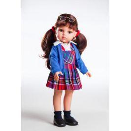 Кукла Кэрол школьница, 32 см., Paola Reina