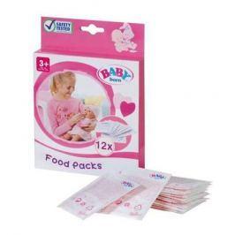Игрушка BABY born Детское питание (12 пакетиков),Baby Born