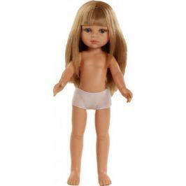Кукла Paola Reina Карла с челкой б/о 32 см., Paola Reina