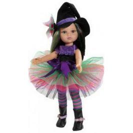 Комплект Ведьмочка (одежда+обувь) для куклы, 32 см, Paola Reina