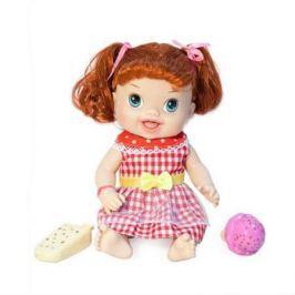 Кукла с мороженым