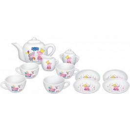 Набор посуды «Королевское чаепитие», Peppa Pig, Свинка Пеппа