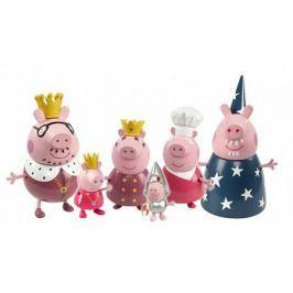 Игровой набор «Королевская семья», Свинка Пеппа