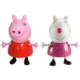 Игровой набор «Пеппа и Сьюзи», Свинка Пеппа