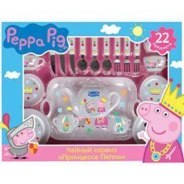Набор посуды «Принцесса Пеппа», Peppa Pig, Свинка Пеппа