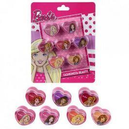 Barbie Игровой набор детской декоративной косметики для губ, Markwins