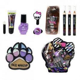 Monster High Игровой набор детской декоративной косметики Clawdeen, Markwins