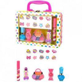 POP Игровой набор детской декоративной косметики для губ и ногтей, Markwins