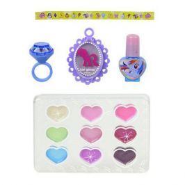 My Little Pony Игровой набор детской декоративной косметики для лица и ногтей, Markwins