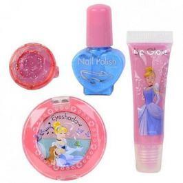 Princess Игровой набор детской декоративной косметики для лица и ногтей, Markwins