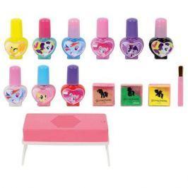 My Little Pony Игровой набор детской декоративной косметики для ногтей, Markwins