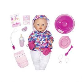 Zapf Creation Baby born 825-273 Бэби Борн Кукла Интерактивная Зимняя пора, 43 см, Baby Born