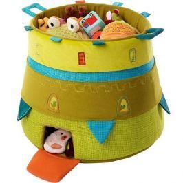 Дракон Уолтер: корзина для игрушек, Lilliputiens
